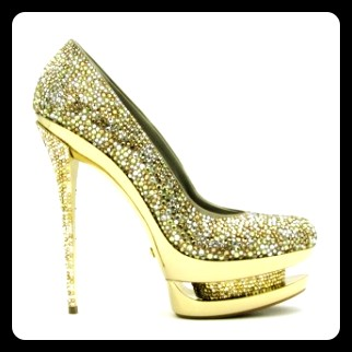 Gianmarco Lorenzi Disco Ball shoes